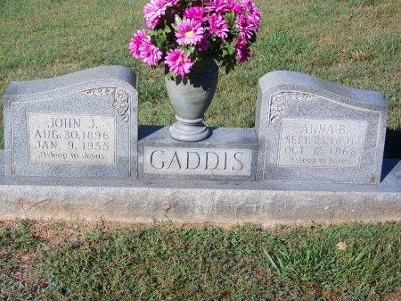 GADDIS, ANNA B. - Bartow County, Georgia | ANNA B. GADDIS - Georgia Gravestone Photos
