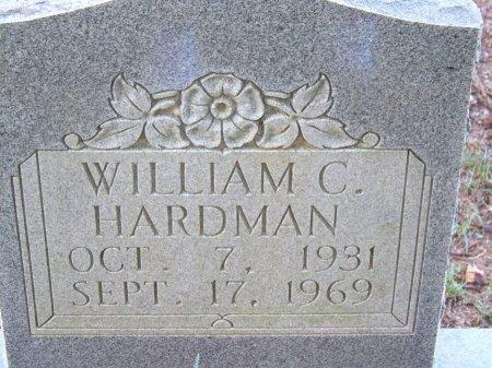 HARDMAN, WILLIAM CLEO - Bartow County, Georgia | WILLIAM CLEO HARDMAN - Georgia Gravestone Photos
