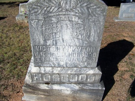COVITON HOBGOOD, VICTORY - Bartow County, Georgia | VICTORY COVITON HOBGOOD - Georgia Gravestone Photos