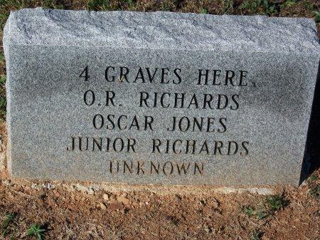 JONES, OSCAR - Bartow County, Georgia | OSCAR JONES - Georgia Gravestone Photos