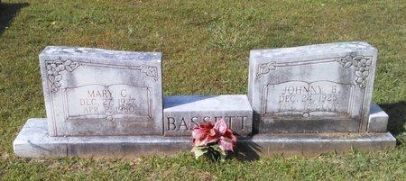 "BASSETT, JOHN B. ""JOHNNY"" - Carroll County, Georgia | JOHN B. ""JOHNNY"" BASSETT - Georgia Gravestone Photos"