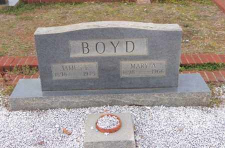 BOYD, MARY A - Carroll County, Georgia | MARY A BOYD - Georgia Gravestone Photos