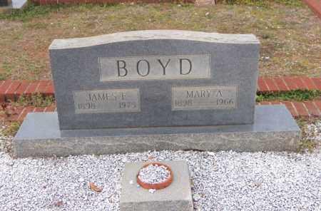 BOYD, MARY A - Carroll County, Georgia | MARY A BOYD - Georgia Gravestone Photos