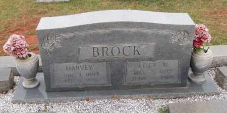 BROCK, LUCY - Carroll County, Georgia | LUCY BROCK - Georgia Gravestone Photos