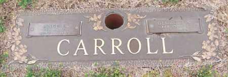CARROLL, ANCE E - Carroll County, Georgia | ANCE E CARROLL - Georgia Gravestone Photos