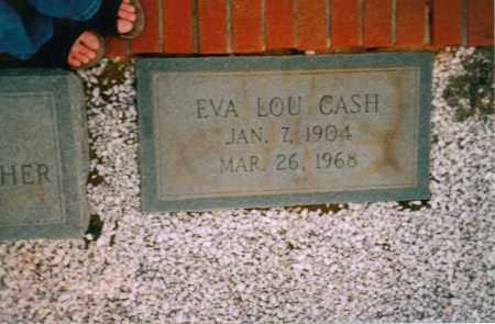 POWERS CASH, EVA LOU - Carroll County, Georgia | EVA LOU POWERS CASH - Georgia Gravestone Photos