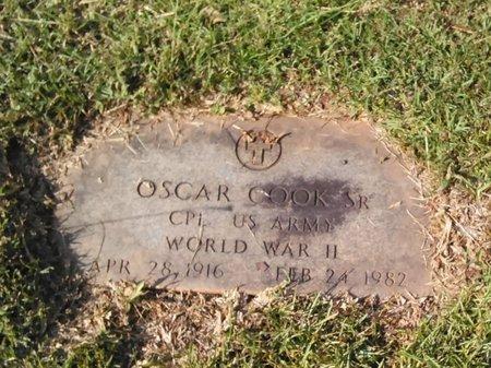 COOK, OSCAR SR - Carroll County, Georgia | OSCAR SR COOK - Georgia Gravestone Photos