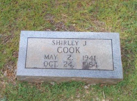COOK, SHIRLEY J. - Carroll County, Georgia | SHIRLEY J. COOK - Georgia Gravestone Photos