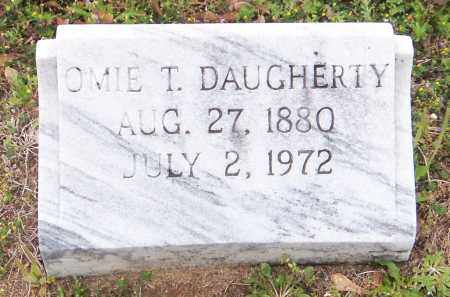 DAUGHERTY, OMIE T - Carroll County, Georgia | OMIE T DAUGHERTY - Georgia Gravestone Photos