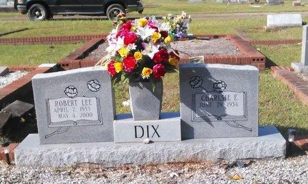 DIX, CHARLSIE E. - Carroll County, Georgia   CHARLSIE E. DIX - Georgia Gravestone Photos