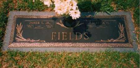 FIELDS, JR, JAMES TOM - Carroll County, Georgia | JAMES TOM FIELDS, JR - Georgia Gravestone Photos