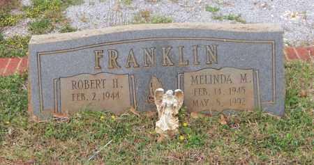 FRANKLIN, MELINDA M - Carroll County, Georgia | MELINDA M FRANKLIN - Georgia Gravestone Photos