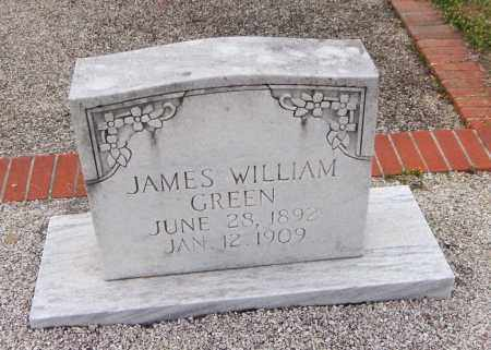 GREEN, JAMES WILLIAM - Carroll County, Georgia | JAMES WILLIAM GREEN - Georgia Gravestone Photos