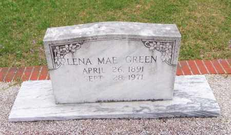 GREEN, LENA MAE - Carroll County, Georgia | LENA MAE GREEN - Georgia Gravestone Photos