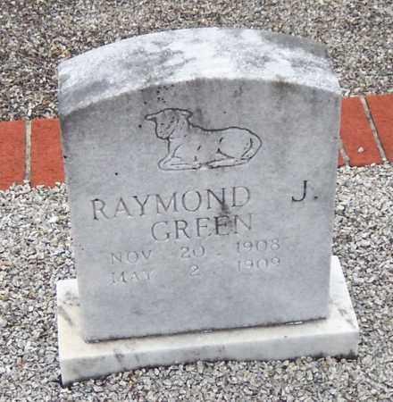 GREEN, RAYMOND J - Carroll County, Georgia | RAYMOND J GREEN - Georgia Gravestone Photos