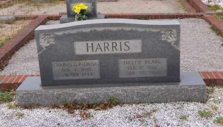 HARRIS, CHARLES CLIFFORD - Carroll County, Georgia | CHARLES CLIFFORD HARRIS - Georgia Gravestone Photos