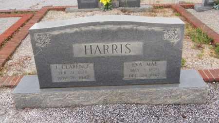 HARRIS, JOHN W CLARENCE - Carroll County, Georgia   JOHN W CLARENCE HARRIS - Georgia Gravestone Photos
