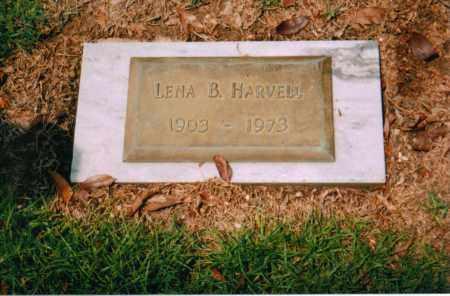 MCINTOSH HARVELL, LENA BELL - Carroll County, Georgia | LENA BELL MCINTOSH HARVELL - Georgia Gravestone Photos