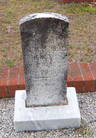 HENDRIX, JAMES A - Carroll County, Georgia | JAMES A HENDRIX - Georgia Gravestone Photos