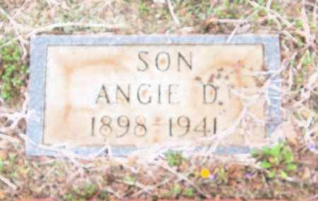 HIGHTOWER, ANGIE DELAPHERE - Carroll County, Georgia | ANGIE DELAPHERE HIGHTOWER - Georgia Gravestone Photos