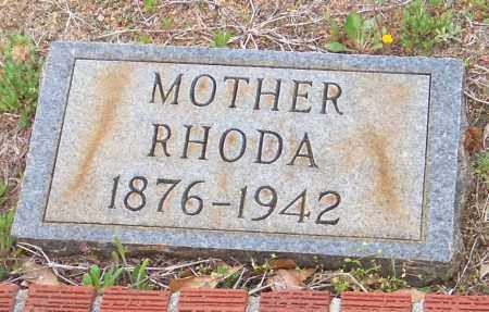 HIGHTOWER, RHOODA J H - Carroll County, Georgia | RHOODA J H HIGHTOWER - Georgia Gravestone Photos
