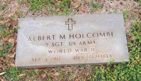 HOLCOMBE, ALBERT M - Carroll County, Georgia   ALBERT M HOLCOMBE - Georgia Gravestone Photos