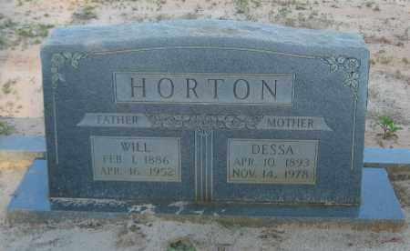 HORTON, WILL - Carroll County, Georgia | WILL HORTON - Georgia Gravestone Photos