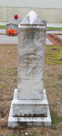 MCCLUNG, WILLIAM S - Carroll County, Georgia | WILLIAM S MCCLUNG - Georgia Gravestone Photos