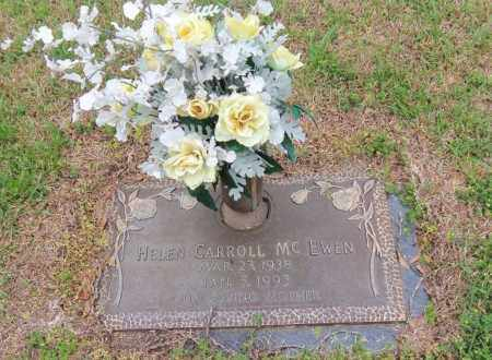 CARROLL MCEWEN, HELEN - Carroll County, Georgia | HELEN CARROLL MCEWEN - Georgia Gravestone Photos