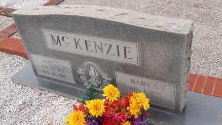 MCKENZIE, MABEL S - Carroll County, Georgia   MABEL S MCKENZIE - Georgia Gravestone Photos