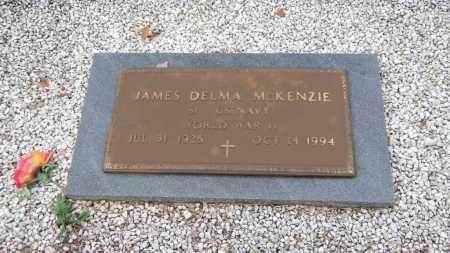 MCKENZIE, JAMES DELMA - Carroll County, Georgia   JAMES DELMA MCKENZIE - Georgia Gravestone Photos