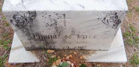 MOTE, GORDIE M - Carroll County, Georgia | GORDIE M MOTE - Georgia Gravestone Photos