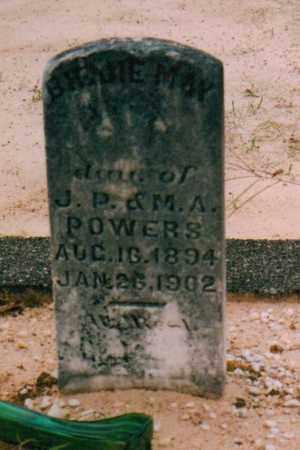POWERS, BIRDIE MAY - Carroll County, Georgia | BIRDIE MAY POWERS - Georgia Gravestone Photos