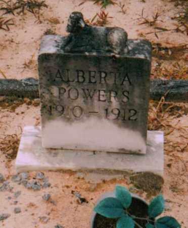 POWERS, GEORGIA ALBERTA - Carroll County, Georgia | GEORGIA ALBERTA POWERS - Georgia Gravestone Photos