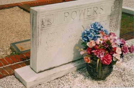 POWERS, JOHN DANIEL MICHAEL - Carroll County, Georgia | JOHN DANIEL MICHAEL POWERS - Georgia Gravestone Photos
