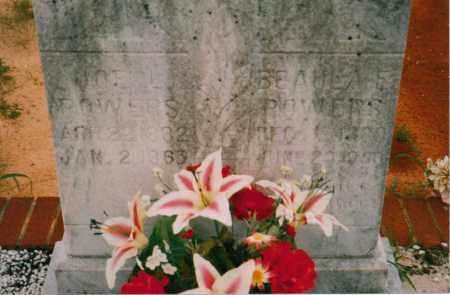 HALL POWERS, BEAULA E. - Carroll County, Georgia | BEAULA E. HALL POWERS - Georgia Gravestone Photos