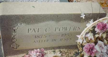 POWERS, PATRICK C. - Carroll County, Georgia | PATRICK C. POWERS - Georgia Gravestone Photos