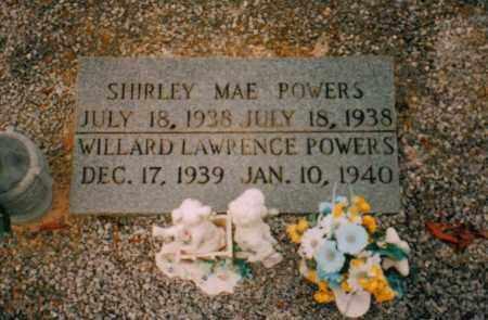 POWERS, WILLARD LAWRENCE - Carroll County, Georgia | WILLARD LAWRENCE POWERS - Georgia Gravestone Photos