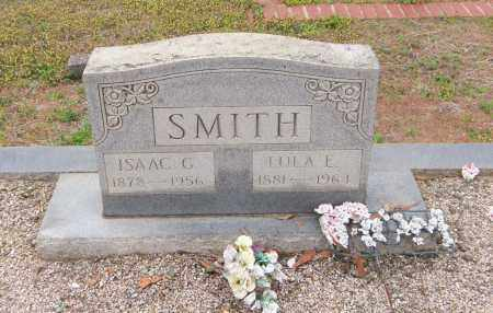 SMITH, ISAAC G - Carroll County, Georgia | ISAAC G SMITH - Georgia Gravestone Photos