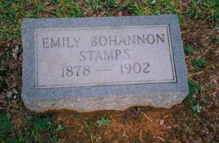 BOHANNON STAMPS, EMILY - Carroll County, Georgia   EMILY BOHANNON STAMPS - Georgia Gravestone Photos
