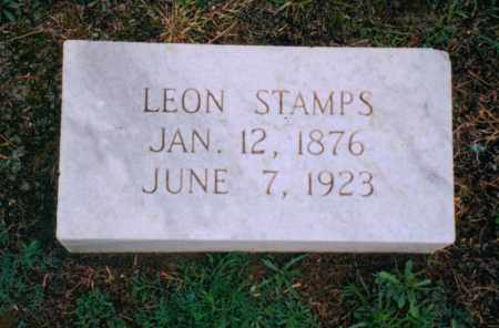 STAMPS, LEON MANDEVILLE - Carroll County, Georgia | LEON MANDEVILLE STAMPS - Georgia Gravestone Photos