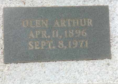 STAMPS, OLEN ARTHUR - Carroll County, Georgia | OLEN ARTHUR STAMPS - Georgia Gravestone Photos