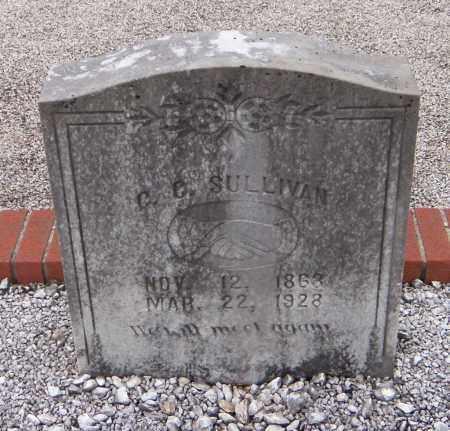 SULLIVA, C C - Carroll County, Georgia   C C SULLIVA - Georgia Gravestone Photos