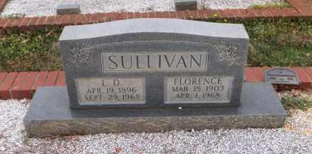 SULLIVAN, L D - Carroll County, Georgia | L D SULLIVAN - Georgia Gravestone Photos