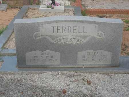 GRIFFIN TERRELL, CLARA - Carroll County, Georgia | CLARA GRIFFIN TERRELL - Georgia Gravestone Photos