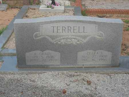 TERRELL, CLARA SUSIE - Carroll County, Georgia   CLARA SUSIE TERRELL - Georgia Gravestone Photos
