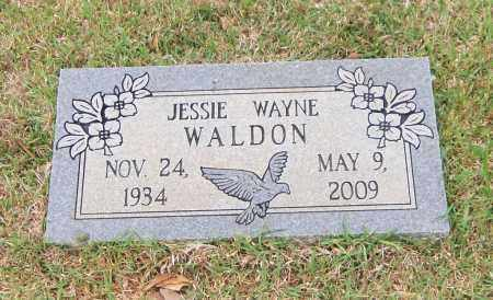 WALDON, JESSIE WAYNE - Carroll County, Georgia | JESSIE WAYNE WALDON - Georgia Gravestone Photos