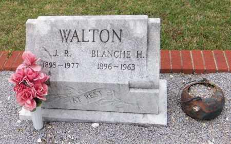 WALTON, BLANCHE H - Carroll County, Georgia | BLANCHE H WALTON - Georgia Gravestone Photos