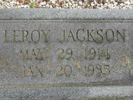 WATERS, LEROY JACKSON - Carroll County, Georgia | LEROY JACKSON WATERS - Georgia Gravestone Photos