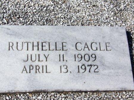 CAGLE, RUTHELLE - Cherokee County, Georgia | RUTHELLE CAGLE - Georgia Gravestone Photos